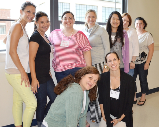 BCCS Faculty at CT Science Center July 2014